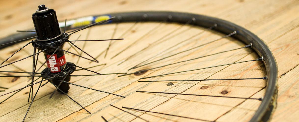 Rebuilt Wheels - neue Laufräder mit alten Naben
